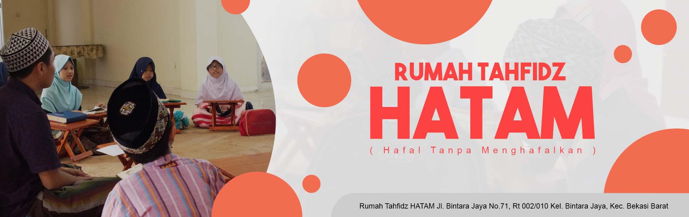 Rumah Tahfidz HATAM.org